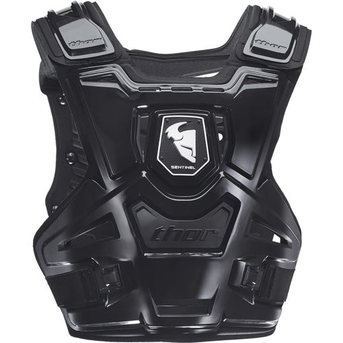 Thor Sentinel Protector Back Protector - Black