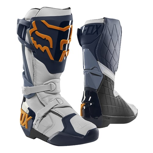Fox Racing Comp R Motocross Boots - Nvy/org