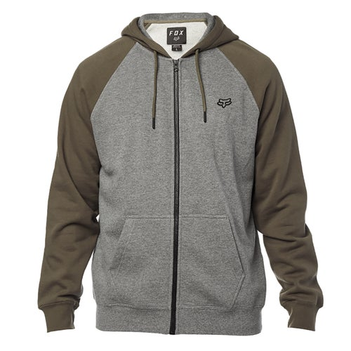 Fox Racing Legacy Zip Hoody - Brk