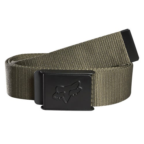 Fox Racing Mr Clean Web Belt - Mil