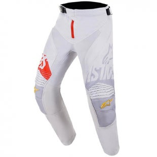 Calzones de MX Alpinestars YOUTH Racer LE Screamer - Gator