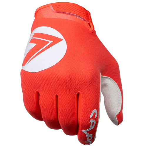 Seven 19.1 Annex 7 Dot Youth MX Glove - Coral