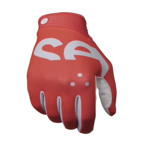 Seven 19.1 Zero Crossover Motocross Gloves - Coral