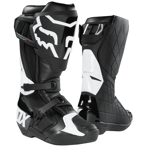 Fox Racing Comp R Motocross Boots - Blk