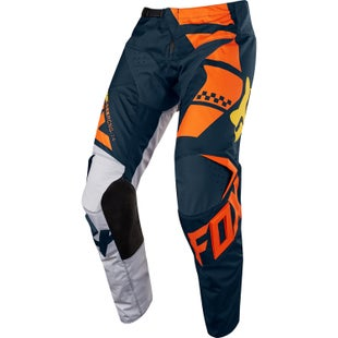 Fox Racing 180 Sayak Youth Motocross Pants - Orange