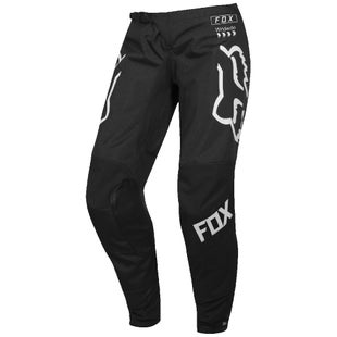 Fox Racing Womans 180 Mata Drip Motocross Pants Womens Motocross Pants - Black/White