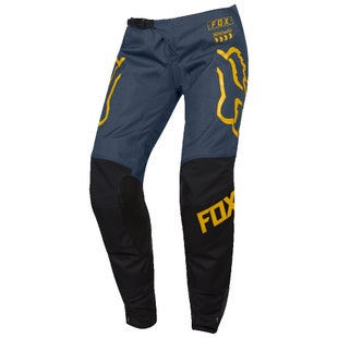 Fox Racing Womans 180 Mata Drip Motocross Pants Womens Motocross Pants - Black/Navy