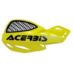 Acerbis Mx Uniko Vented s MX Hand Guard - Yellow