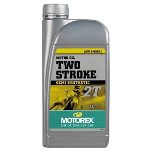 Motorex Formula 2T Semi Synthetic Oil 2 Stroke Oil Mix - 1 Litre