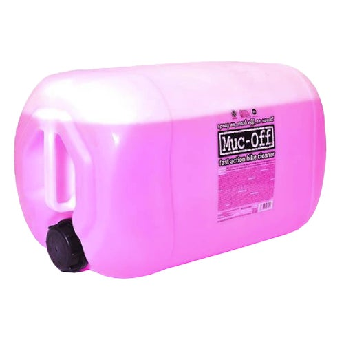 Muc Off Bike Cleaner 25 Litre Cleaning Products - Clear
