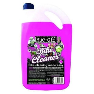 Muc Off Nano Tech Bike Cleaner 5 Litre , Cleaning Products - Clear