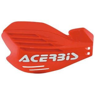 Acerbis XForce s MX Hand Guard - Red