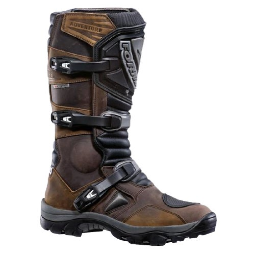 Trials Boots Forma Adventure Off Road Boots - Brown