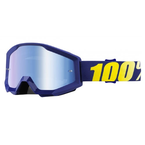 100 Percent Strata Hope Motocross Goggles - Clear Lens