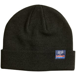 Fox Racing HRC Roll MX Track Beanie - Black