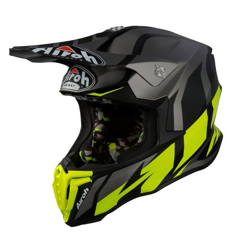 Kask MX Airoh Twist - Great Anth Matt