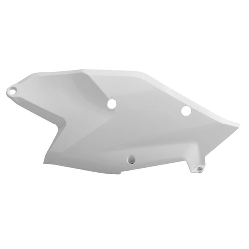 Side Panel Plastic Polisport Plastics Side Panels KTM XC - FWhite (OEM 16)