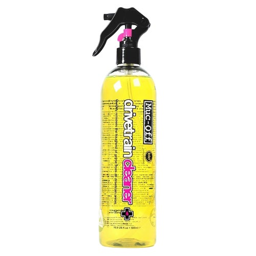 Muc Off Bio Drivetrain Cleaner , Chain & Engine Degreaser - 500ml