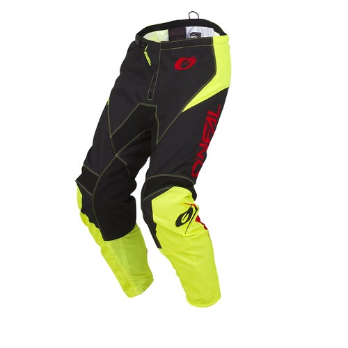 Pantaloni MX O Neal Element Racewear Pants - Neon Yellow