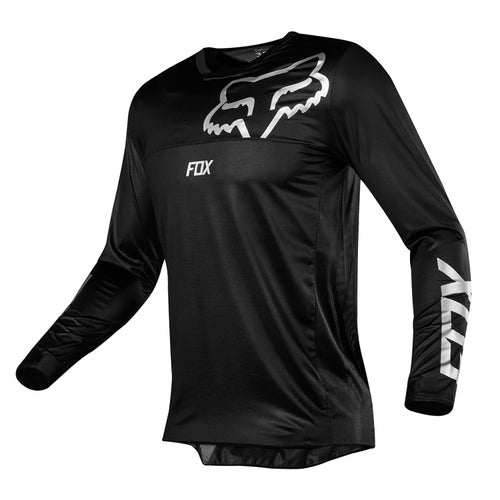 Fox Racing Airline Motocross Jerseys - Black