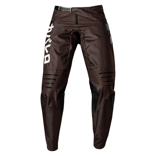 Shift 3lack Caballero X Label Strike MX Motocross and Enduro Pan Motocross Pants - Brown