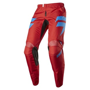 Shift WHIT3 LABEL Ninety Seven Pants Red Motocross Pants - 30""