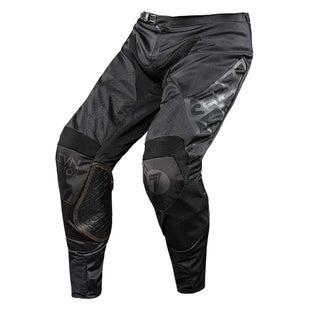 Seven 182 Rival Volume Motocross Pants - Black Blue