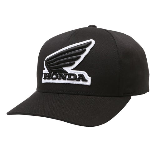 Fox Racing Honda Flexfit Cap - Black