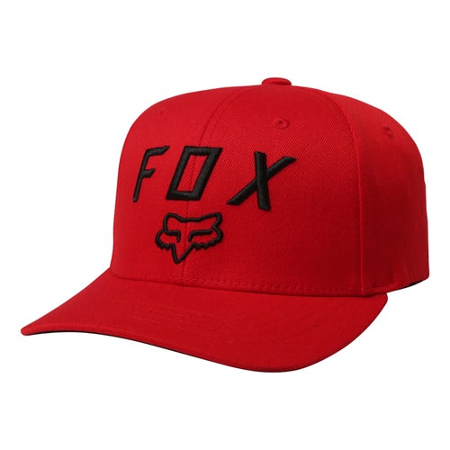 Fox Racing Legacy Moth 110 Youth Cap - Red
