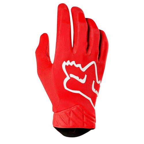 Fox Racing Airline Motocross Gloves - Red