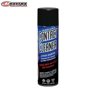 Maxima Electrical Contact Cleaner 385ml Cleaning Products - Clear