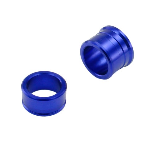 Zeta Wheel Spacer Front Yamaha YZF450 0813 Wheel Spacer - Blue