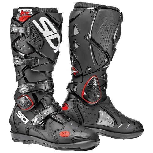 Bottes MX Sidi Crossfire 2 SRS - Black Black
