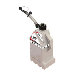 Matrix M3 Worx Utility Fuel Can Fuel Can And Refueling - White