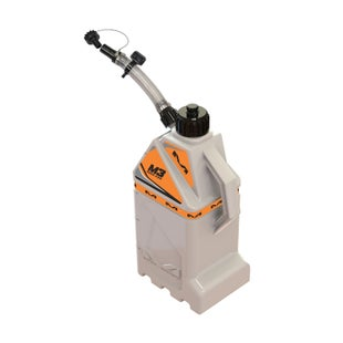 Matrix M3 Worx Utility Fuel Can Fuel Can And Refueling - Orange