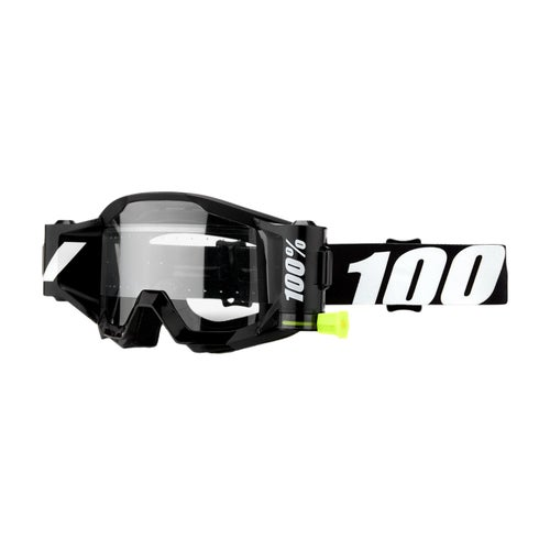 100 Percent Strata Forecast MX Brillen - Outlaw ~ Clear Lens