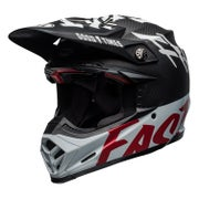 Fasthouse Wrwf Black White Red