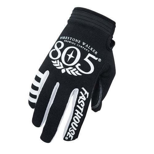 Fasthouse 805 Speed Style Motocross Gloves - Black