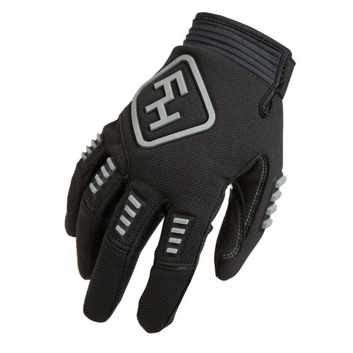 Fasthouse Diesel Motocross Gloves - Black