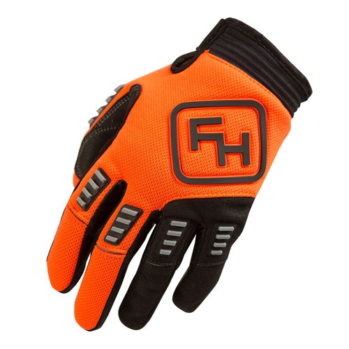 Fasthouse Diesel Motocross Gloves - Orange
