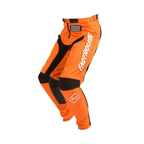 Fasthouse Grindhouse Youth Motocross Pants - Orange