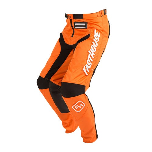 Fasthouse Grindhouse Motocross Pants - Orange