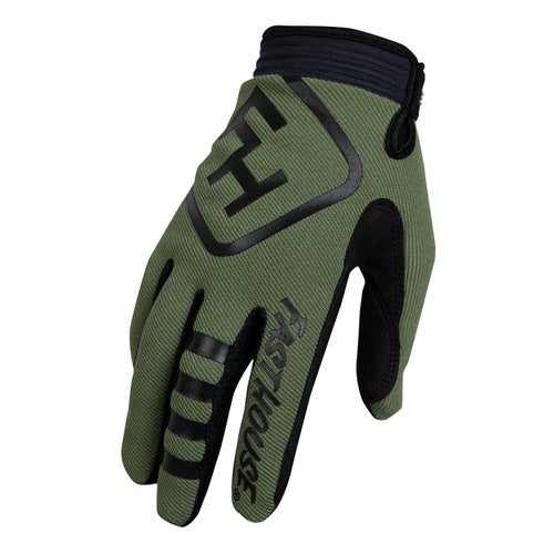 Fasthouse Speed Style Patriot Motocross Gloves - Camo