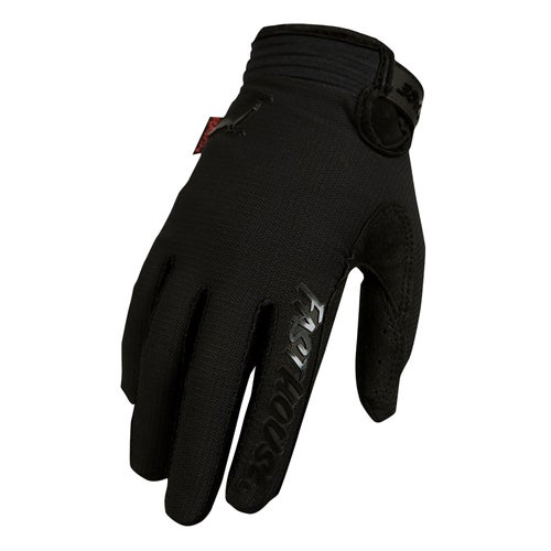 Fasthouse Speed Style Raven Motocross Gloves - Black