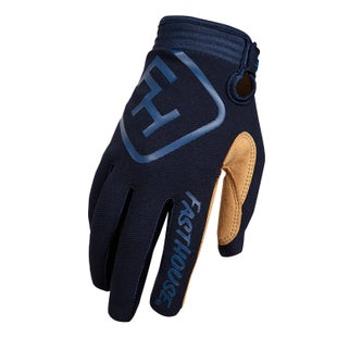 Fasthouse Speed Style Solid Motocross Gloves - Navy