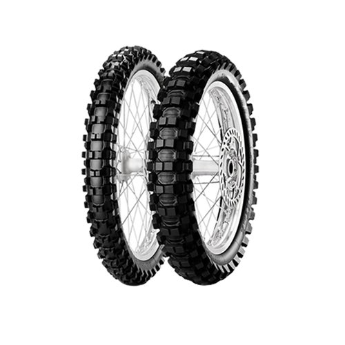 Motocross Tyre Pirelli R Scorpion MX Mid Soft 32 19R Enduro and - 100 90