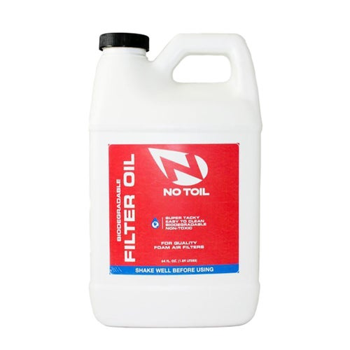 No Toil Air Filter Oil 1 2 Gallon Air Filter Oil - ir Filter Oil 1 2 Gallon