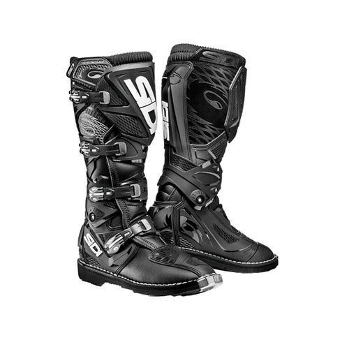 Trials Boots Sidi X3 Xtreme - Black