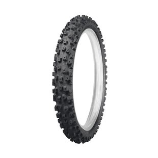 Dunlop Geomax MX52 Intermediate Rear Enduro and Motocross Tyre - Black