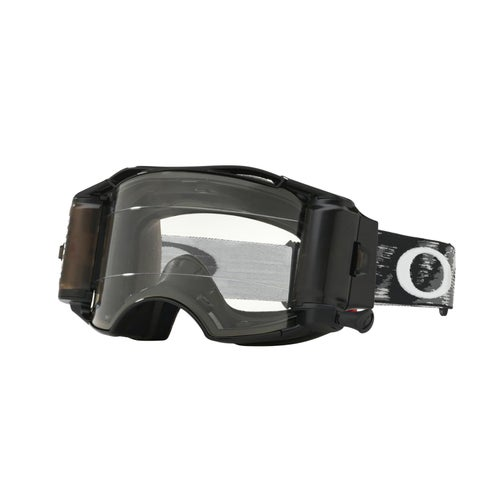 Oakley Airbrake Jet Black Speed Motocross Goggles - Off Goggles